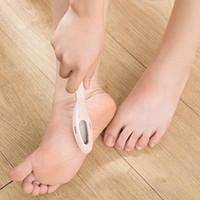 الفولاذ المقاوم للصدأ الصلب الجلد إزالة مقشر القدم طحن أداة القدم المبرد قاس مزيل باديكير أدوات القدم ملف للعناية بالبشرة أداة DH0791