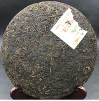 Mayor maduro de Puer República té del día del Real Grado Negro PU-erh torta del té orgánico natural del árbol viejo Cocido Promoción de Pu'er