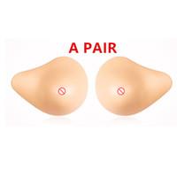 خفيفة الوزن اصطناعية أشكال سيليكون الثدي وسادات الثدي وهمية لاستئصال الثدي النساء بعد سرطان الثدي Oncoplastic التعويض