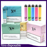 Puff Xtra Disposable Device vape pen Battery 5.0ml 1500 Puffs Cartridge Vape Empty Pen PK POSH PLUS EZZY 0268157