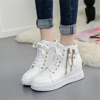 wholesale2019 new high- top women' s shoes fashion casual...
