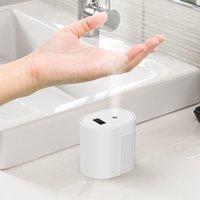 100ml automática de Indução álcool Pulverizador Touchless Intelligent Indução Mão Limpeza Desinfecção spray Esterilizador Cleaner USB HHA1362