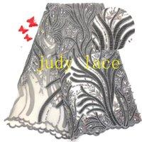 النسيج 5 ياردة / حقيبة rfj31 # 8-اللون الليزر التطريز مغلفة الترتر شجرة جذع نمط ل فستان الزفاف الأزياء مرحلة