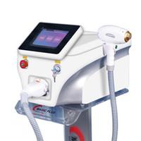 808nm professionnelle Diode Laser Hair Removal Machine permanente Épilation 755 808 diode 1064nm épilation au laser pour tous salon de la peau
