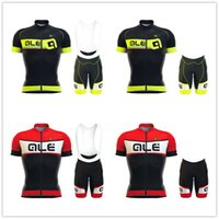 ALE 2019 men' s custom cycling clothing bike jersey mail...