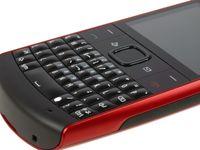 تم تجديده الأصل نوكيا X2-01 2.4inch مقفلة موبايل كاميرا الهاتف GSM WCDMA الهاتف 1320mAh بطارية الهاتف المحمول MP3 مع صندوق البيع بالتجزئة DHL