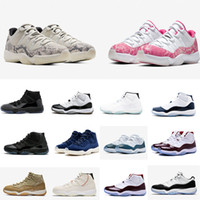 9aa446fd0c81c7 High Quality 11 11s Cap And Gown Bred Concords Basketball Shoes Men ...