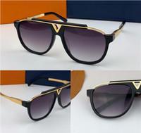 شعبية حار بالجملة في الهواء الطلق الرجال التميمة نظارات 0936 المعادن زائد لوحة مربع الإطار الرجعية avant-garde تصميم نمط أعلى جودة
