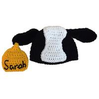 fb0f21aa Lovely Knit Little Cow Hat,Handmade Crochet Baby Boy Girl Animal Beanie Hat,Infant  Winter Cap,Newborn Toddler Photography Prop