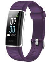 ID130C Heart Rate Monitor Smart-Armband Fitness Tracker Smart Watch GPS wasserdichte intelligente Armbanduhr für iPhone und Android Phone Watch