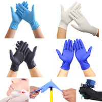 Free Shipping Disposable Nitrile Rubber Gloves Food Grade Pr...
