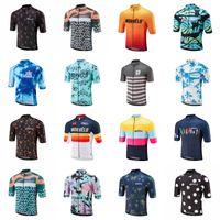 2019 morvelo team radfahren kurze ärmel jersey sommer hemd fahrrad kleidung hohe leistung tops kostenlose lieferung u51322
