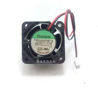 PMD2404PQB1-A ventilateur d'inverseur SUNON 40 * 40 * 28 d'origine 26V 3,3W à deux fils