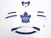 e2efc3dee Cheap custom TORONTO MAPLE LEAFS NEW AWAY JERSEY stitch add any number any  name Mens Hockey Jersey GOALIE CUT 5XL