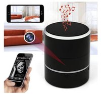 Videocamera di sorveglianza multifunzione Smart WiFi P2P IP Camera Bluetooth Speaker HD 1080P Music Player Mini DV DVR videocamera di sorveglianza di sicurezza