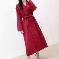 New Western Style Vintage Strickjacke Windjacken Instagram Fashion Streetwear Elegante Marke Casual Coat Für Frauen Kleidung 2019