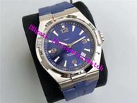 8F зарубежные мужские часы Swiss 9015 автоматические механические наручные часы Сапфировая дата нержавеющая сталь 316L повседневные часы водонепроницаемый световой