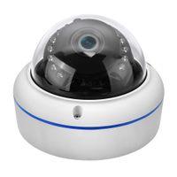 HD 1080P 2MP 감시 IP 카메라 Vandalproof H.265 IR 밤 돔 보안 카메라 ONVIF P2P