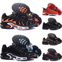 Men Triple Black Red Blue purple Running Shoes mens Trainers...