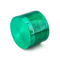 Liga Zicn Charmful 4-layer 60mm Cracker Filter Net Dry Herb Grinders Triturador de moedores de ervas Clear Top Window Lighting Moedor de Tabaco