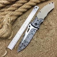 2018 nova faca dobrável F93 Folding Tactical Knife, 440A Mini Pocket Knife, presente lâmina Folding facas, feitas sob encomenda EDC Camping pasta Facas