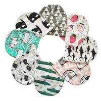 Дети INS очищенные хлопковые шапки детская мода мультфильм шапки INS лиса шапочки панда тигровые шапки с рисунком детские шапки ST426