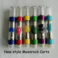 Newest MoonRock Clear Empty Vape Pen Cartridges 1. 0ml 1 Gram...