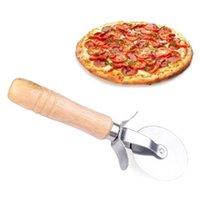 Strumenti per torta Taglierina in acciaio inox Cutter Pizza Coltello Pizza Pizze Forbici Ideale per pizza, torte, waffle e doccia Biscotti affettatrici