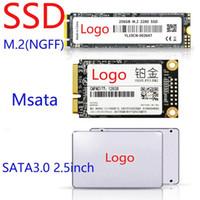 20 sztuk Dyski SSD Notebook Desktop Komputerowy Akcesoria Montaż Akcesoria Do przechowywania 120g 128g 240g 256g 480g 512g SATA3.0 2.5 cali MSATA M.2 (NGFF) DHL