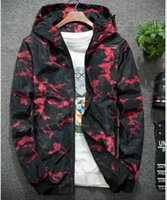 2019 Spring Autumn Hot Selling Men' s Camouflage Coat Me...