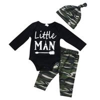 + 모자 3PCS는 의상 유아 부티크 캐주얼 아동 의상 아동 잠옷 BY0670을 설정 신생아 아기 소년 의류 크리스마스 유아 뛰어 돌아 다니는 사람은 + 바지