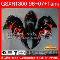 SUZUKI Hayabusa 용 GSXR 1300 주식 적색 점 GSXR1300 96 97 98 99 00 01 07 24HC.85 GSX R1300 1996 1997 1998 1999 2000 2001 2007 페어링