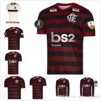 2019 FLAMENGO home Long sleeve soccer jerseys brazil league ...