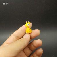 Artificiale Mini Sika Deer Model Toy Resin Craft Figurines Game Kid Handcraft Accessori