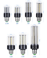 2019New LED Bulb Corn Lamp E27 E14 B22 LED Corn Light Bulb 1...