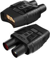 Bekintek للماء للرؤية الليلية مجهر التلسكوب الرقمية IR جهاز الصيد الأشعة تحت الحمراء 300 ياردة المسافة الظلام 4x التكبير 720P للحياة البرية