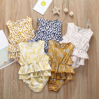 Lovely Newborn Baby Clothes Infant Romper 2019 Newest Kids B...