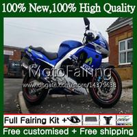 Movistar Blue Thunderace voor Yamaha YZF1000r 96 02 03 04 05 06 07 87MF YZF-1000R YZF 1000R 2002 2003 2004 2005 2006 2007 Kuip