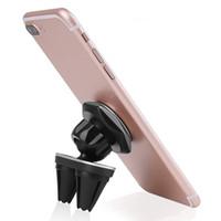 Support de montage de téléphone portable magnétique à 360 degrés rotation à 360 degrés