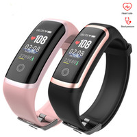 M4 smart bracelet with Heart Rate Monitor, Fitness Watch col...