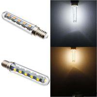 5050 SMD E14 3 W 16LED Piccolo Mini Luci LED lampadina a risparmio energetico per cappe fumo Aspiratore cucina ventilatore frigorifero