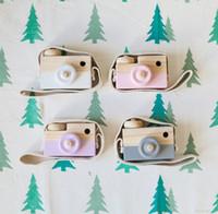 Деревянные игрушки девушки любимые дети новинка детская камера для подарка на день рождения 122584