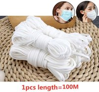 DHL Ship High 3mm Round Elastic Band Cord Ear Hanging Sewing...