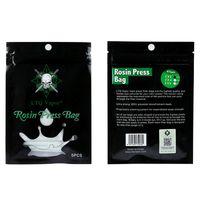 2 * 4-дюймовый подлинный розин пресс-мешок LTQ VAPO 36 72 90 120 Micron Fit Rosin Press Machine Electronic Cigarette