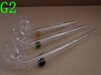 호주 504Pcs에서 / 로트 유리 로고와 파이프 유리 튜브 새총 해골 유리 핍 G12 흡연
