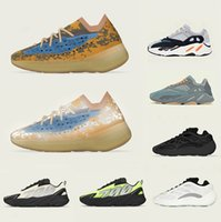 Boost Stock X 700 V2 wave runner Phosphor Bone V3 MNVN Kanye west Men women running shoes 380 Alien Mist Reflective Azael Alvah Vanta mens sports sneakers