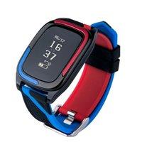 DB05 Smart Watch Blutdruck Fitness Tracker Herzfrequenzmesser Smart-Armband IP68 wasserdichte intelligente Armbanduhr für iPhone und Android