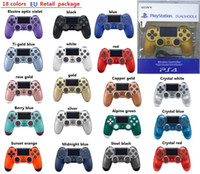 18 colors EU version PS4 Wireless Game Controller for PlaySt...