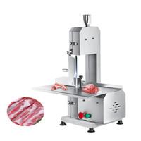 BEIJAMEI Nouveau commercial viande osseuse Machine de découpage / 750W électrique viande Steak machine / viande scie os Cutter
