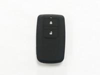 사용 가능한 CDX ACURA에 대한 Pimall 2 버튼 실리콘 원격 제어 스마트 자동차 자동차 자동차 키 커버 케이스 가방